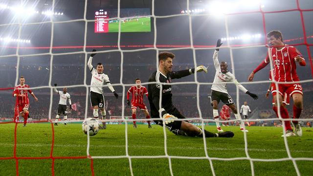Coman en accélérateur, Müller en finisseur : l'ouverture du score bavaroise