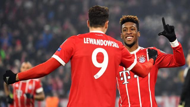 Précis au point de penalty, Coman a offert le but du break au Bayern