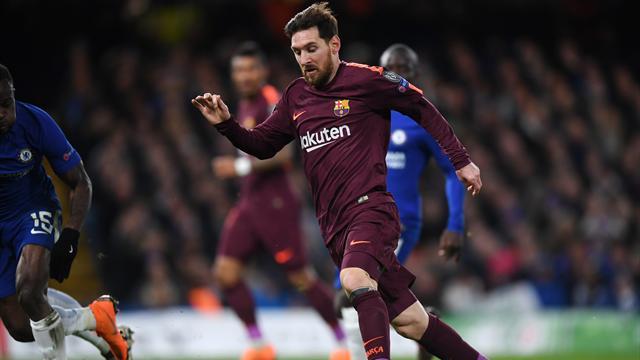 Une boulette de la défense de Chelsea et Messi s'est régalé : l'égalisation du Barça