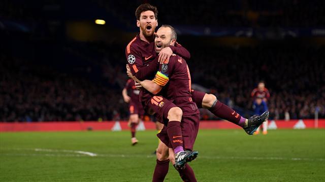 Messi et le Barça s'en tirent à bon compte