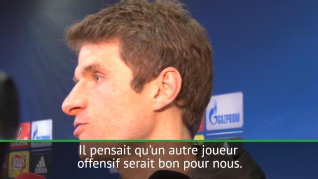 """8es - Muller : """"Nous avons assiégé leur surface"""""""