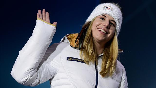 De l'alpin au snow, Ledecka pour un doublé historique