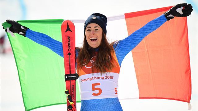 Sofia Goggia, da Foppolo all'oro olimpico: la cronistoria di una fuoriclasse