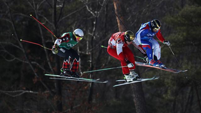Ридзик принес России бронзу в ски-кроссе