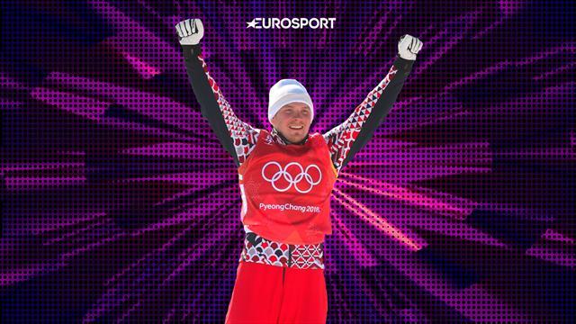 Он не чувствовал ног и учился на сварщика. Что еще надо знать о первом русском призере ски-кросса