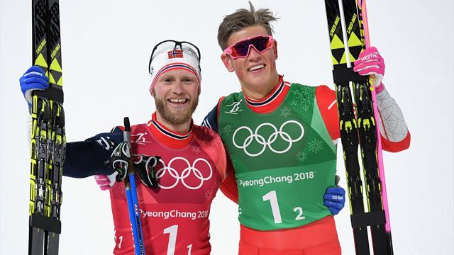 Nessuno come la Norvegia: 38 medaglie, è record assoluto alle Olimpiadi invernali