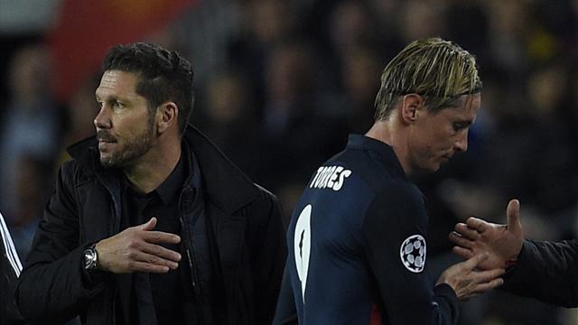 Мадридский «Атлетико» разгромил «Леванте»