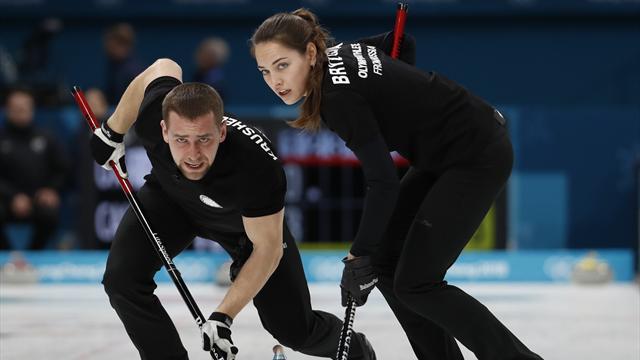 Russerne har gitt fra seg curlingbronsen: – Dagens regelverk er poengløst og nytteløst