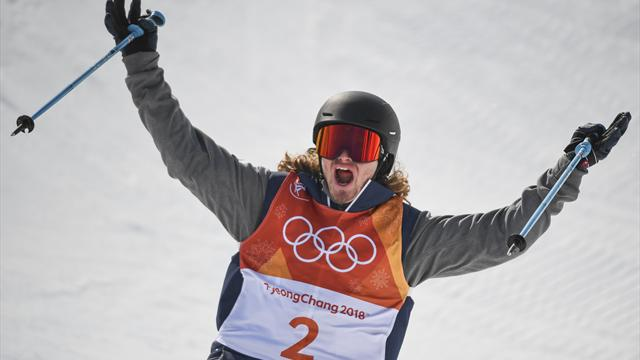Mit Video | Wise holt nach Hammer-Run Gold in der Halfpipe