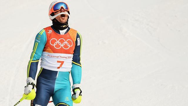"""OS-guld för André Myhrer: """"Helt sjukt"""""""