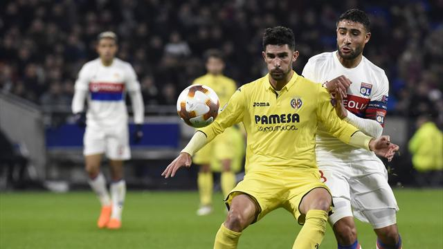 Villarreal – Lyon EN DIRECT