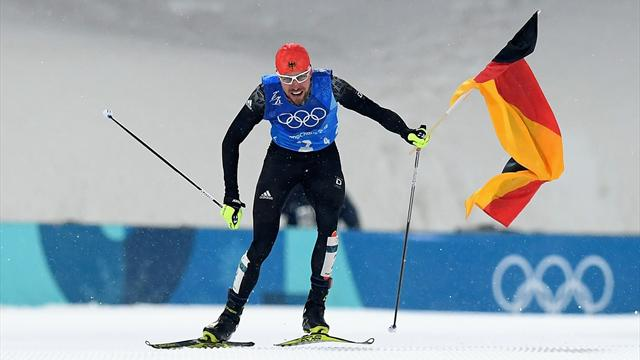 Germany complete Nordic Combined dominance with team win