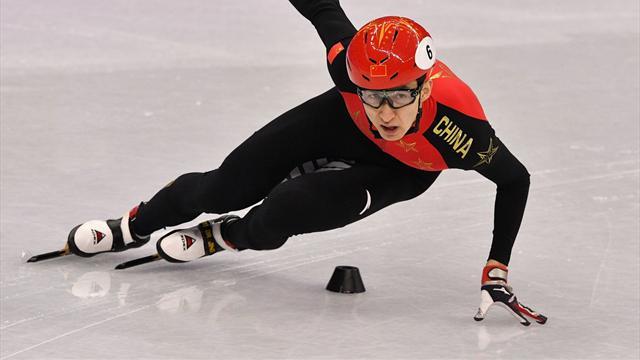 Wu holt Sprint-Gold in Weltrekordzeit