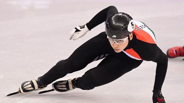 Венгрия с олимпийским рекордом взяла золото в эстафете
