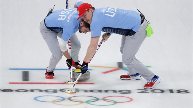 Mit Video | Sensations-Gold für die USA im Curling