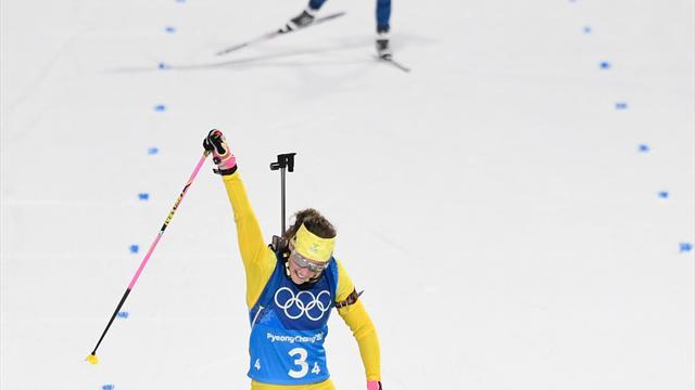 """OS-debutanten: """"Jag är imponerad av mig själv"""""""