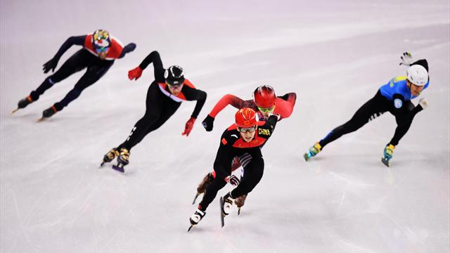 Le Chinois Dajing Wu en or sur 500 m