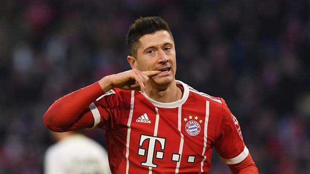 Lewandowski cambió de agente: ¿se acerca al Real Madrid?