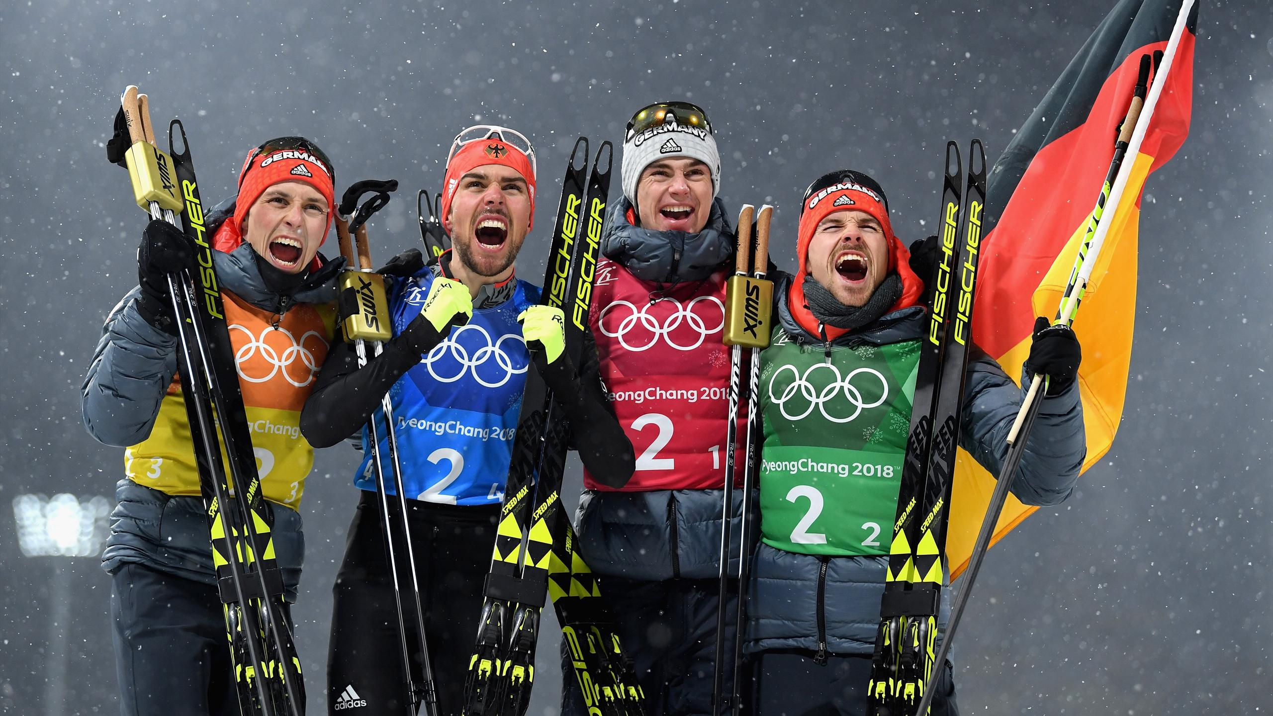 Jacke olympia 2018 germany