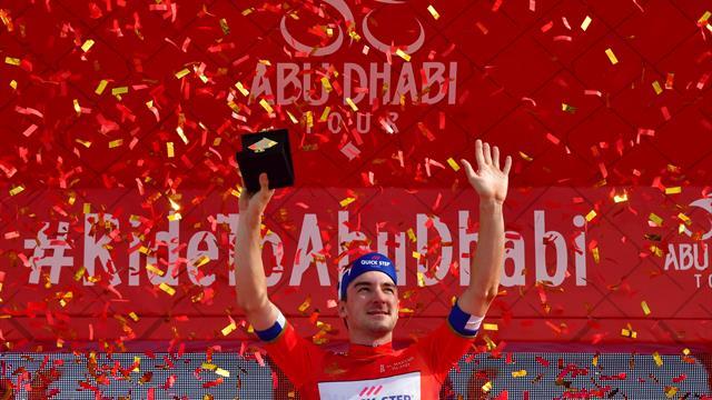 Cav injured on opening Abu Dhabi Tour stage