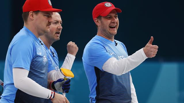 USA win men's curling Olympic gold
