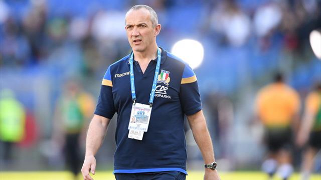 """O'Shea: """"L'Italia sta imparando partita dopo partita, credo molto nel percorso che stiamo facendo"""""""