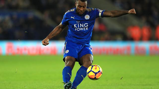 Leicester defender Wes Morgan ready for return to Premier League action