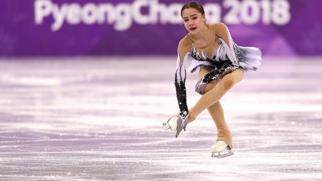Eiskunstlauf: Kür der Frauen live im TV und im Livestream
