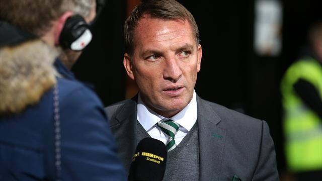 Celtic lacked real courage, says Rodgers