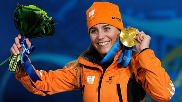 Vier gouden Nederlandse primeurs dankzij de vrouwen