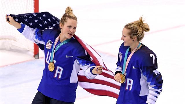 Il destino vincente dell'hockey USA plasmato dalle gemelle Lamoureux