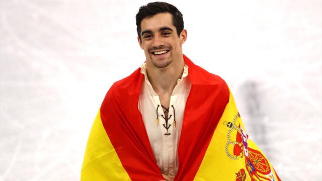 Javier Fernández será el abanderado español en la Ceremonia de Clausura de PyeongChang