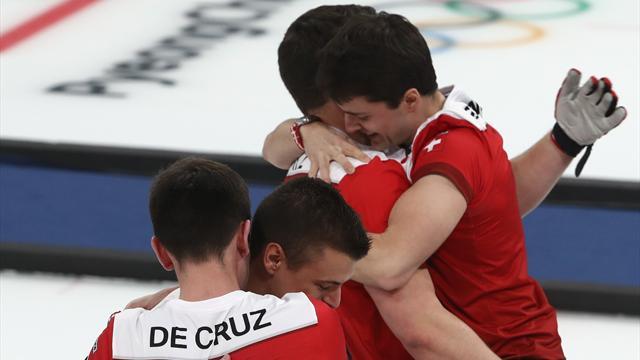 Svizzera di bronzo, disfatta per i Campioni del Canada: giù dal podio dopo 20 anni