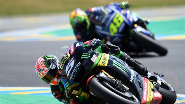 Regardez toute la saison de MotoGP™ en LIVE sur Eurosport