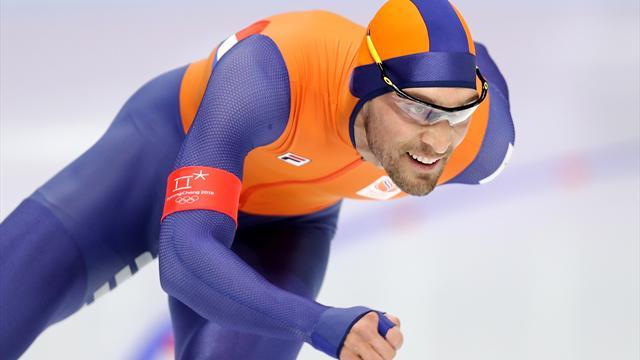 Mit Video | Nuis gewinnt Gold über 1000 Meter - Keine Medaille für Ihle