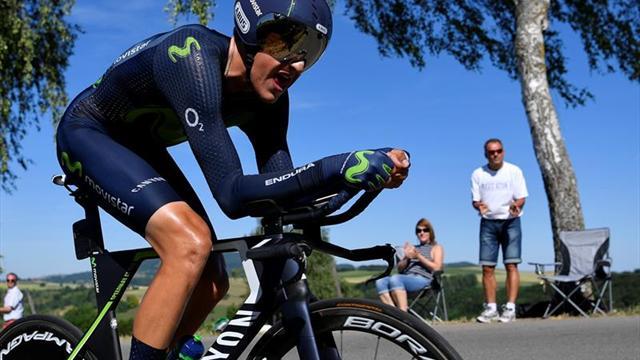 Marc Soler, el ciclista a fuego lento