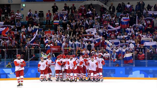 Россия получила все, чтобы выиграть олимпийское золото. Остались только немцы
