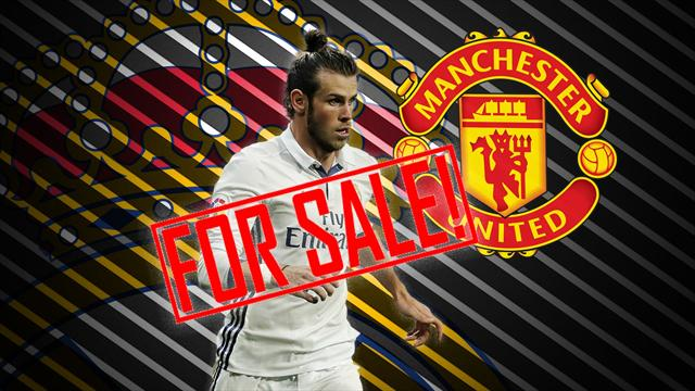 Euro Papers: Gareth Bale is for sale - £79million and he's yours!