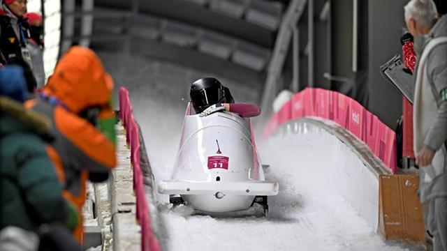 La rusa de bobsleigh Serguéyeva, segundo positivo en PyeongChang