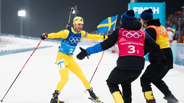 Efter nordiska duellen - Sverige tog OS-guld!