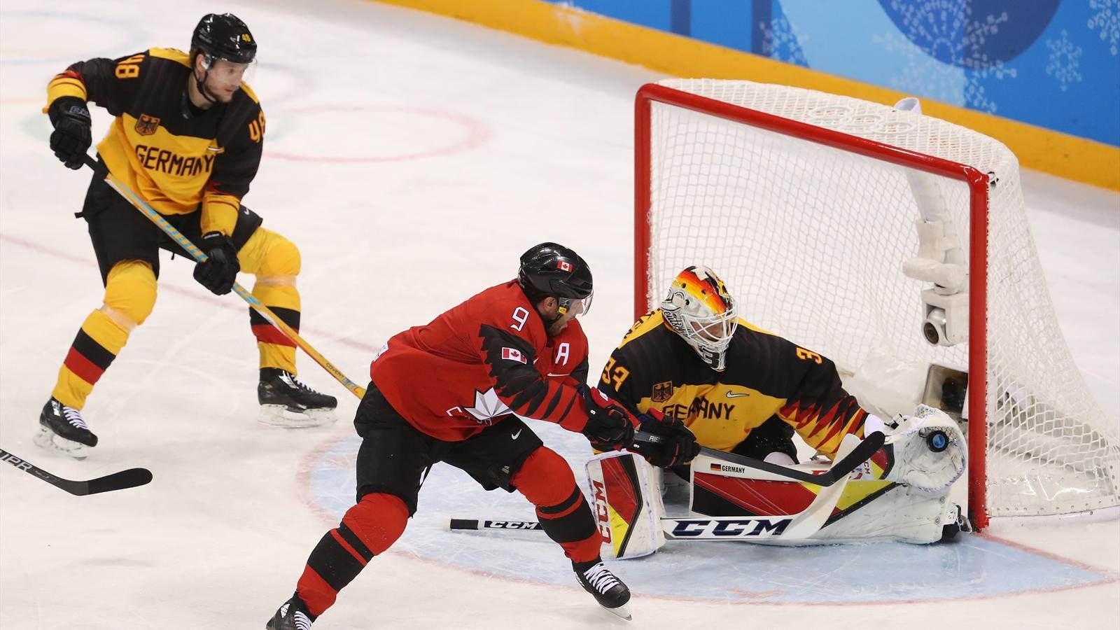 Eishockey Deutschland Kanada Live
