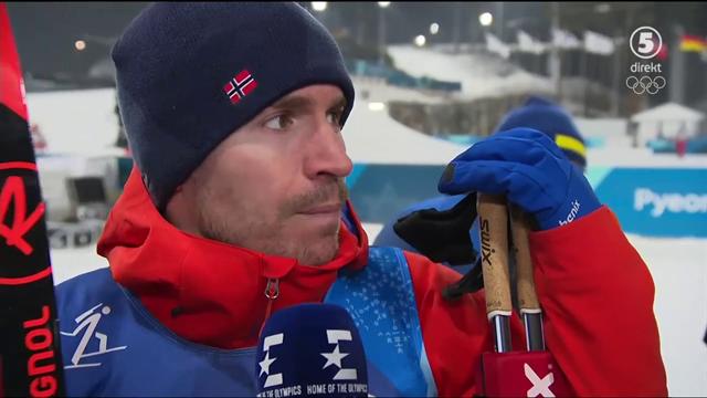 "Norrmannen hyllar Sverige: ""Imponerande"""