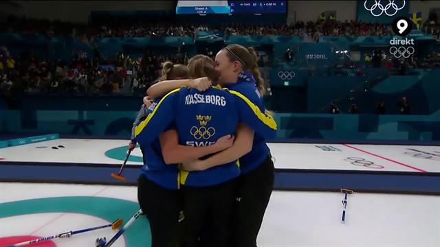 Lag Hasselborg till OS-final efter seger mot Storbritannien!