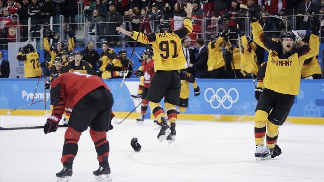 Sensasjonslaget sjokkerte igjen - slo ut Canada: – De gjør narr av hockeystormakten!