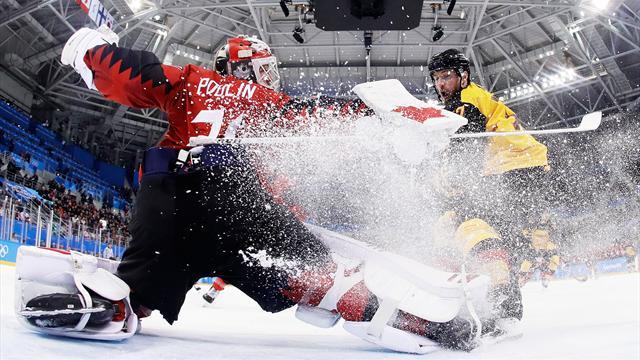 Miracolo sul ghiaccio, storico 4-3: la Germania elimina il Canada dalle Olimpiadi