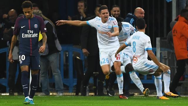 """Guérin : """"Il faut se rappeler du match aller, l'OM a la capacité d'ennuyer le PSG"""""""