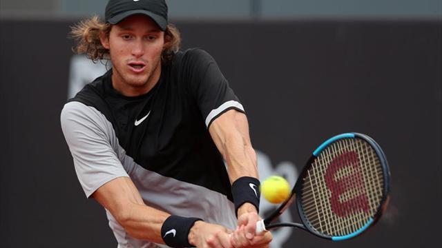 Schwartzman se metió en las semifinales del ATP de Río