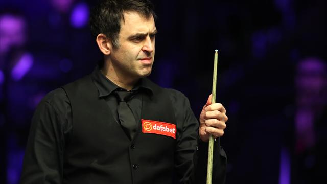 O'Sullivan blitzes Ding in Grand Prix final