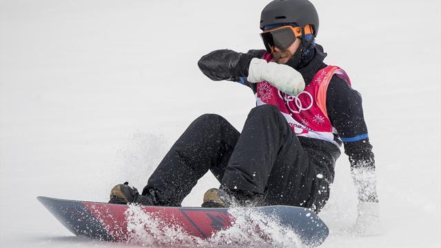 Platt fall – Mattsson tvingades bryta finalen