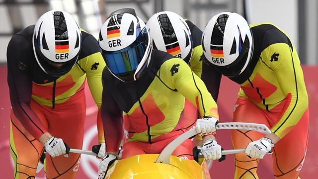 Almanya'dan bobsled ambargosu
